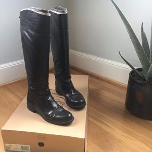 Nine West Vintage America Vacounter leather boots